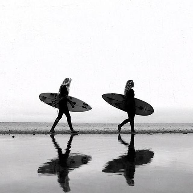 image: SURFING GIRLS by kierin