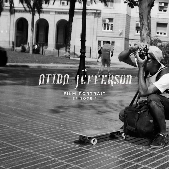 video: LET US ROAM - Atiba Jefferson by Saracho