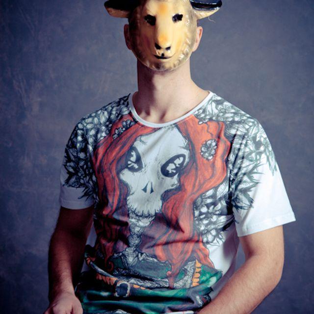 image: T-Shirt MUERTECITA by ALEJ by malo