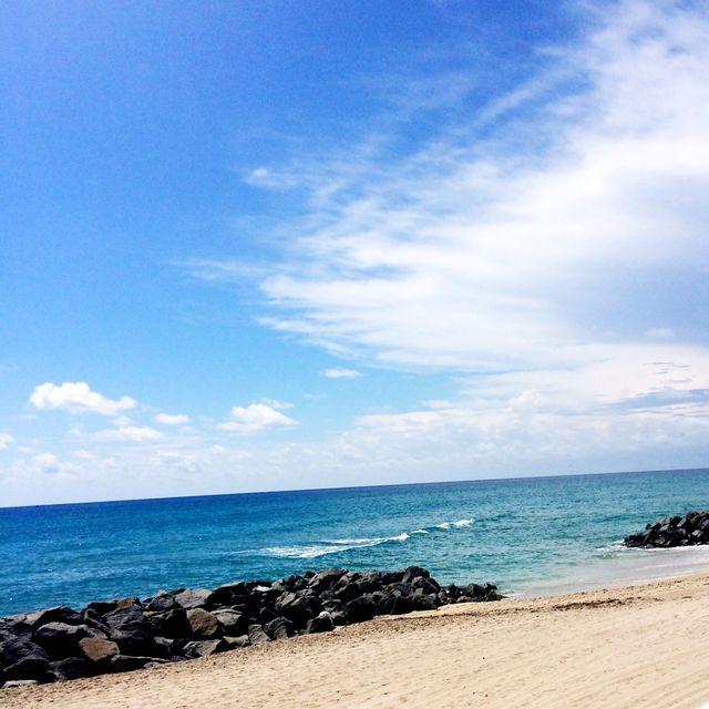 image: sunshine and blue skies by elizabethjlocke