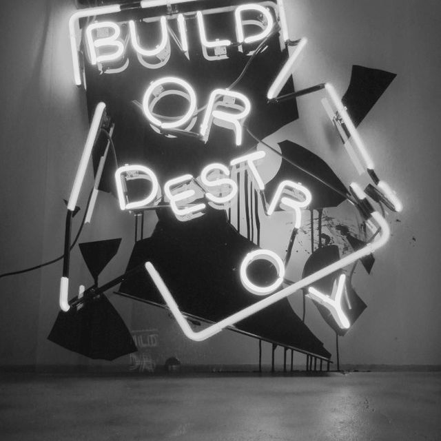 image: Build or Destroy by WhereIsFenix