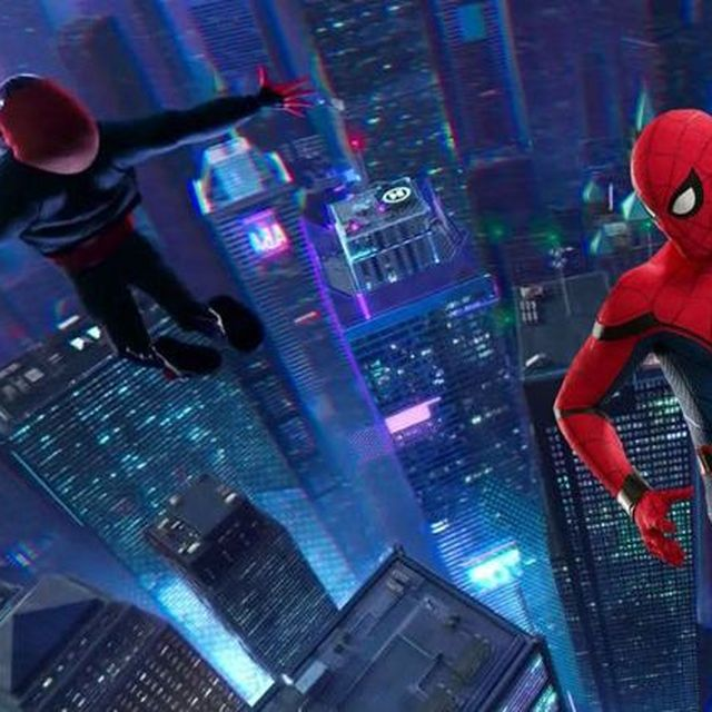 image: Filmzenstream- Complet hd streaming film : Revue: Spider-Man: Into the Spider-Verse est absolument incroyable, Spectaculaire by filmzenstreaming