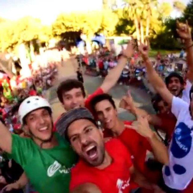 video: La Vuelta Extrema by alberto_moya