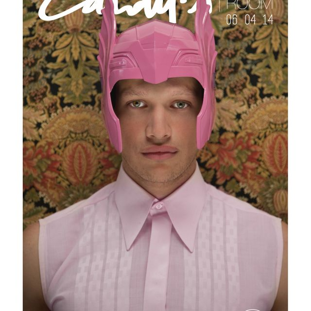 image: FENANDO GARCIA FOR CANDYS ROOM by candysroommagazine