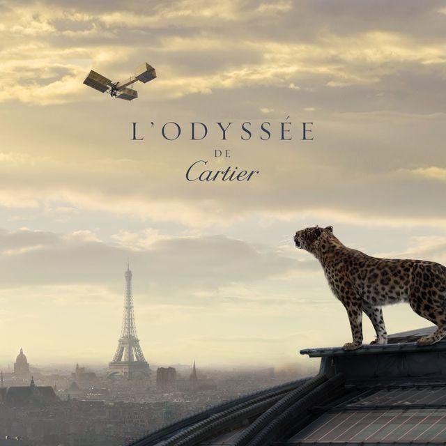 video: L'ODYSÉE DE CARTIER by blair-w