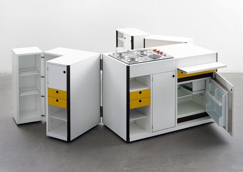 image: Virgilio Forchiassin | Mobile Kitchen Unit 1968 by martinvazquez