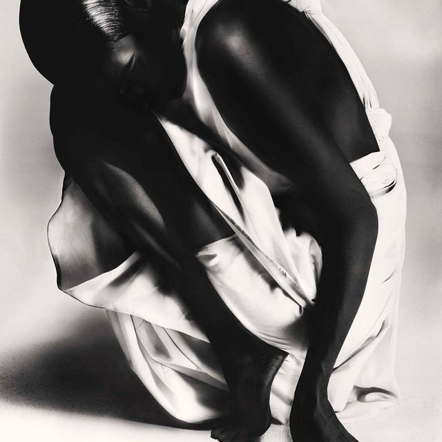 image: Amanda Cazalet for Martine Sitbon 1990. Using hand cut paper masks whilst printing the pictures allowed me to take someones skin tone from white to black or vice versa whilst keeping their clothes light.For ages in fashion we have accepted that peoples... by nickknight