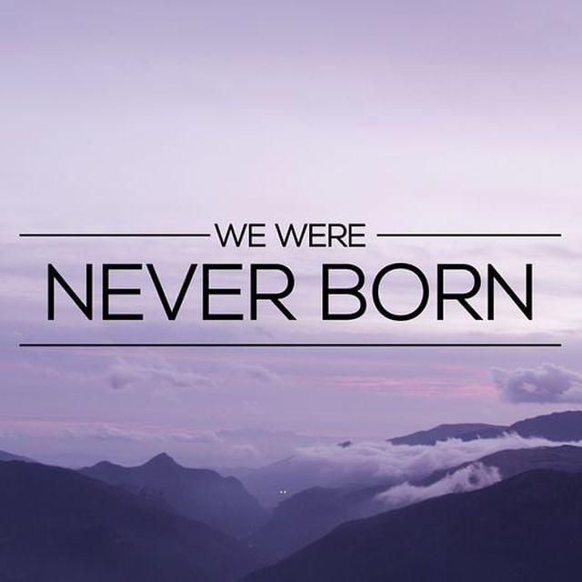 video: WE WERE NEVER BORN by allerretour