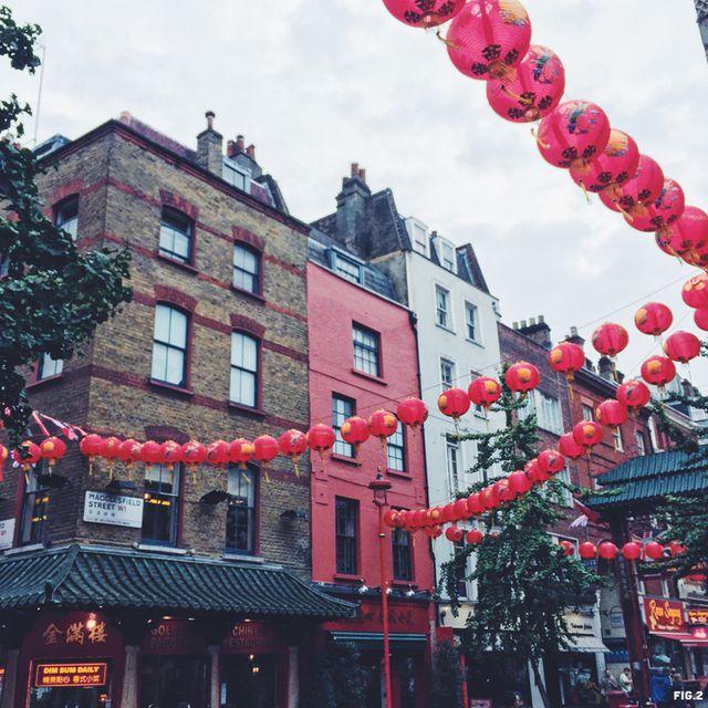 image: Colorful London by brightbazaar