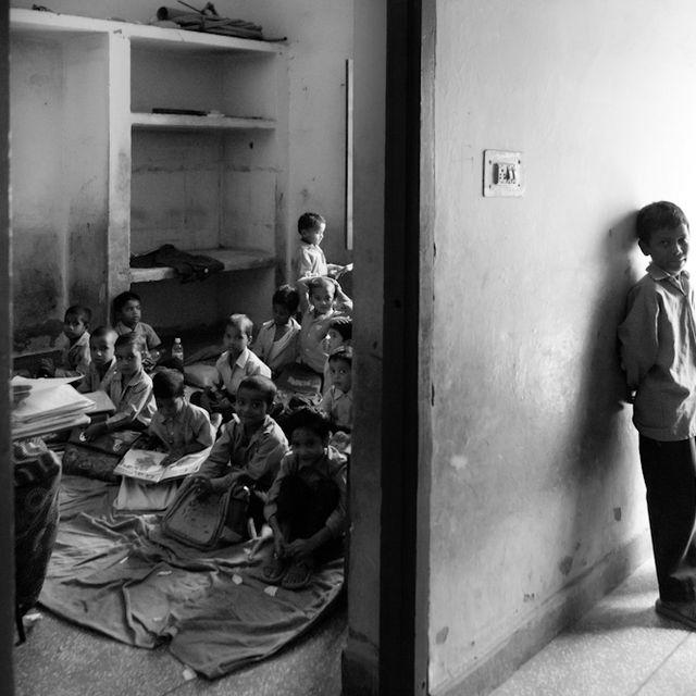 image: Escuela Mera Parivar by nayanagar