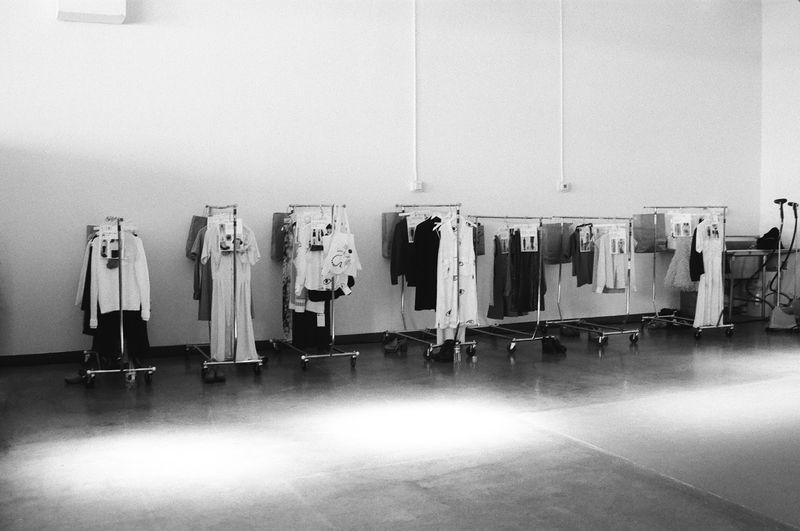 image: Carolina Pinton: Backstage by Carolina