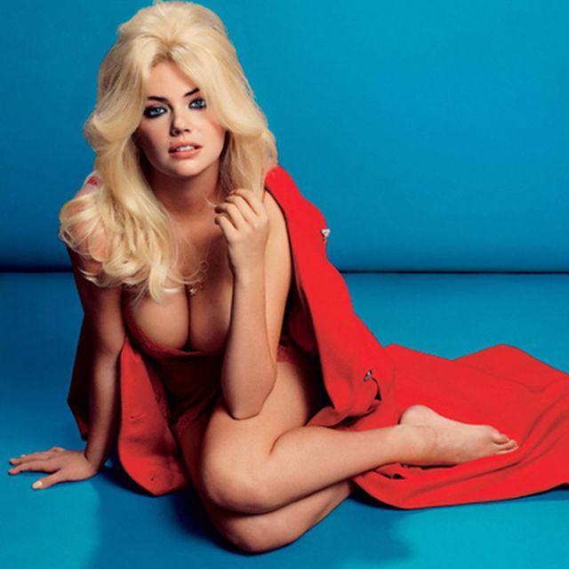 image: Kate Upton for V Magazine Spring 2014 by fashionnet