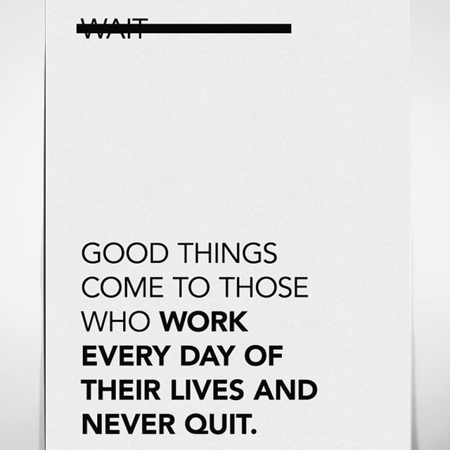 image: Never quit. by ferpalaciosd