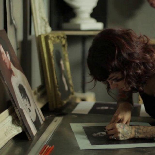 video: DVD Art of tonal drawing  by Camila rocha (Teaser) by theartwarriors