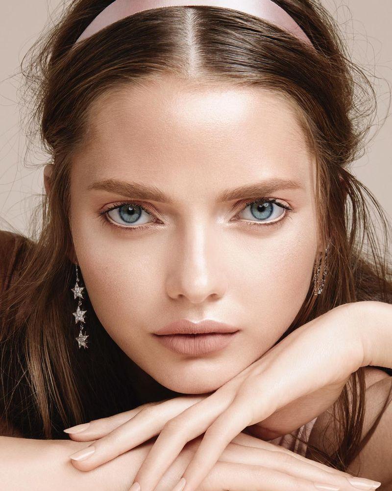 image: ? The Essentials Beauty Campaign shot by me for @colourpopcosmetics ? model @katiusha_feofanova makeup @namvo // hair @hairbyjohnd // stylist @sandyarmeni // manicurist @_michellesaunders // retoucher @onehundredberlin // fave ladies @cubanchick @immbunny by yulia