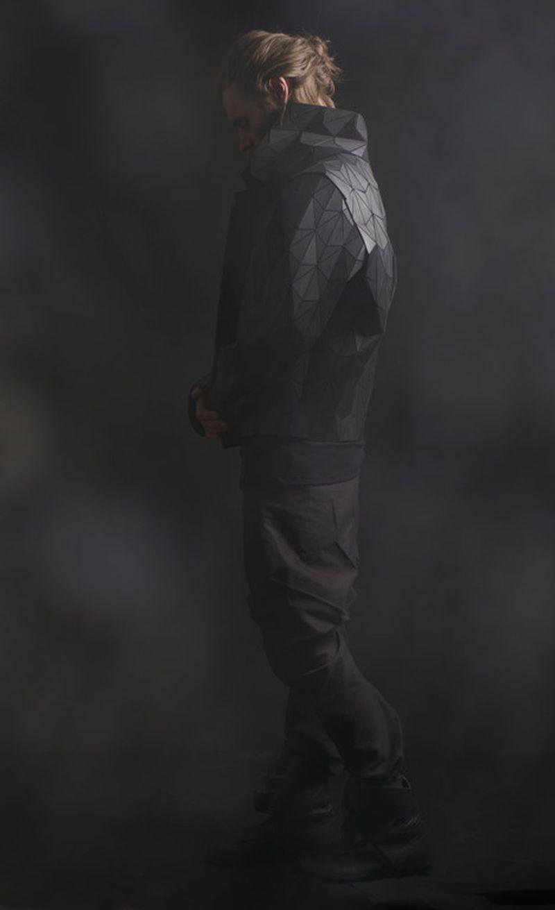 image: Sruli Retch - Geometric Clothes by juantomas
