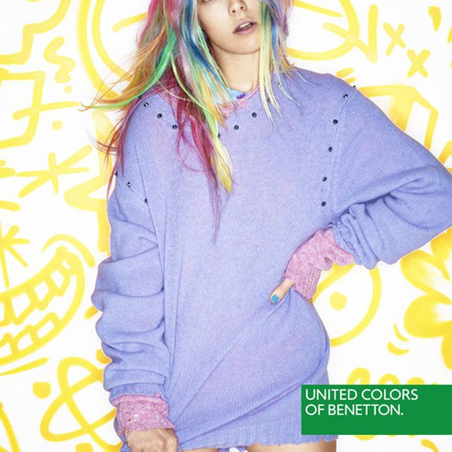image: Chloe Norgaard for United Colors of Benetton by ingridfabre