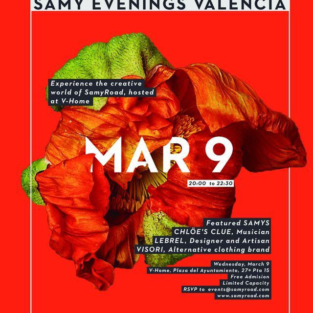 image: Samy Evening @V-home by samyroad
