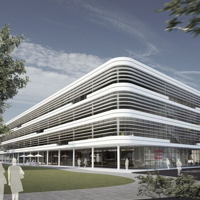 image: Architekten von Gerkan, Marg und Partner | Trianel H... by waryamaranth