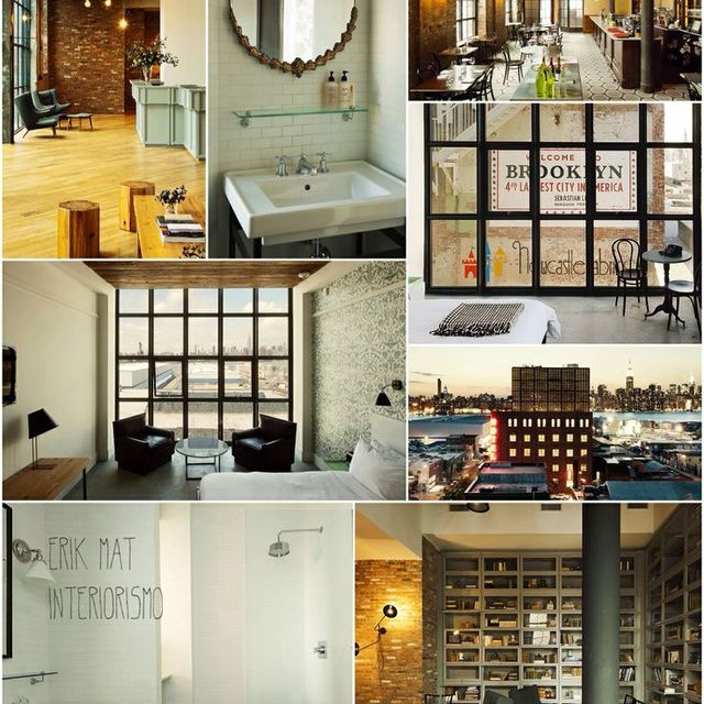 image: Wythe Hotel-Boston by erikmat