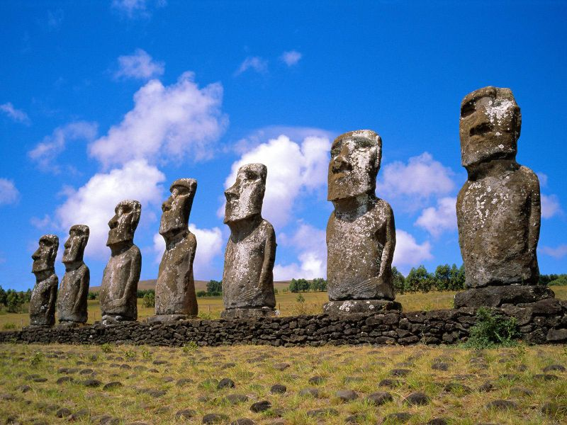 image: RAPA NUI NATIONAL PARK, CHILE by andy-rice