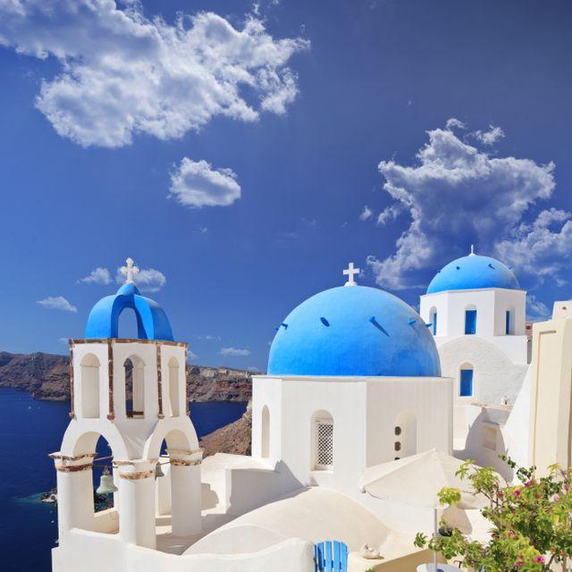 image: Santorini by callixtojewelry