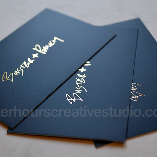 image: Luxury Business Cards | Full Colour by hourscreative