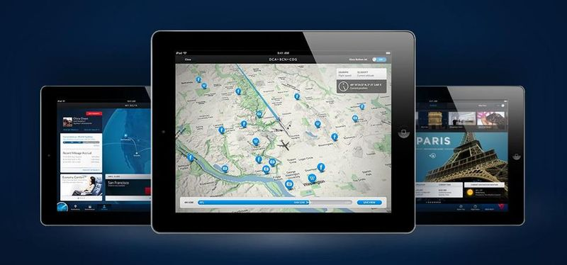 image: Delta Ups Its Digital Game With Fly Delta App by stanis