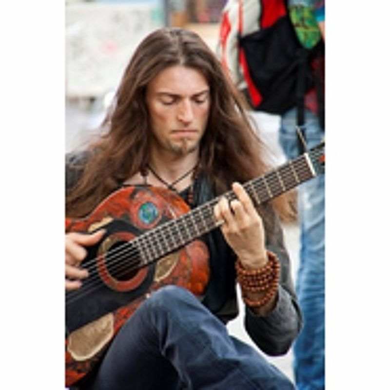 music: Estas Tonne - The Song of the Golden Dragon by aidaps