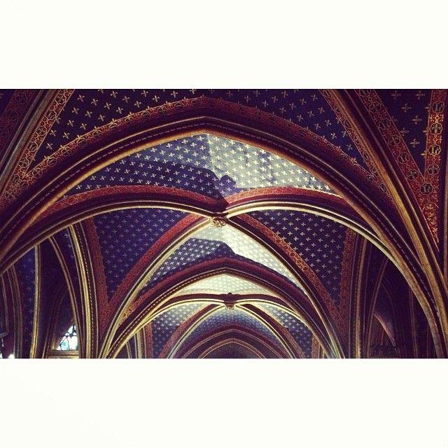 image: (en Sainte-Chapelle) by mon_tagne