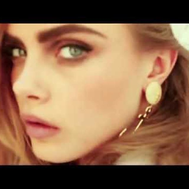 video: Cara &  Dsquared2 by aidaps