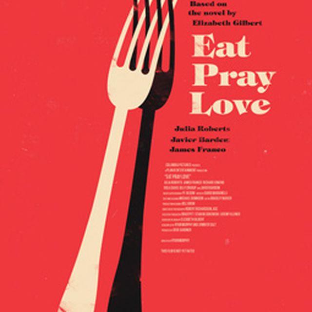 image: Eat Pray Love by Saracho