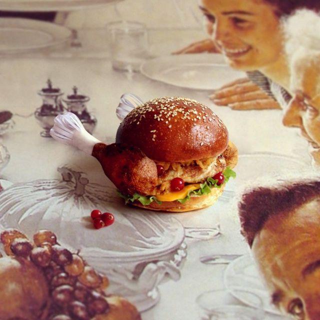 image: CREATIVE BURGER DESIGNS by blair-w