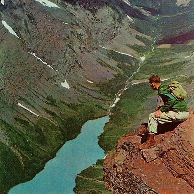 image: Mountain Lake by JohnMarvin