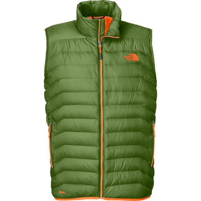 image: North Face vest by carlopuig