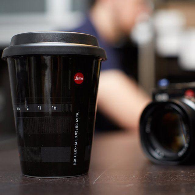 image: Leica Lens Mug by fragilemilk