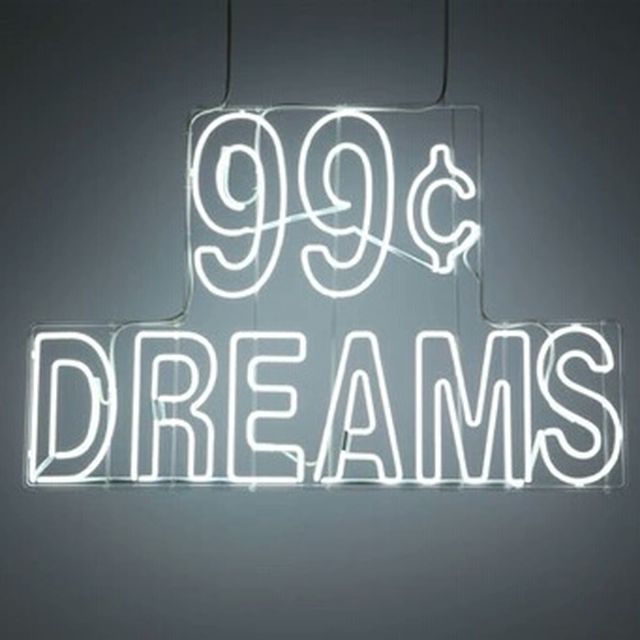 image: 99 CENT DREAMS by helpers