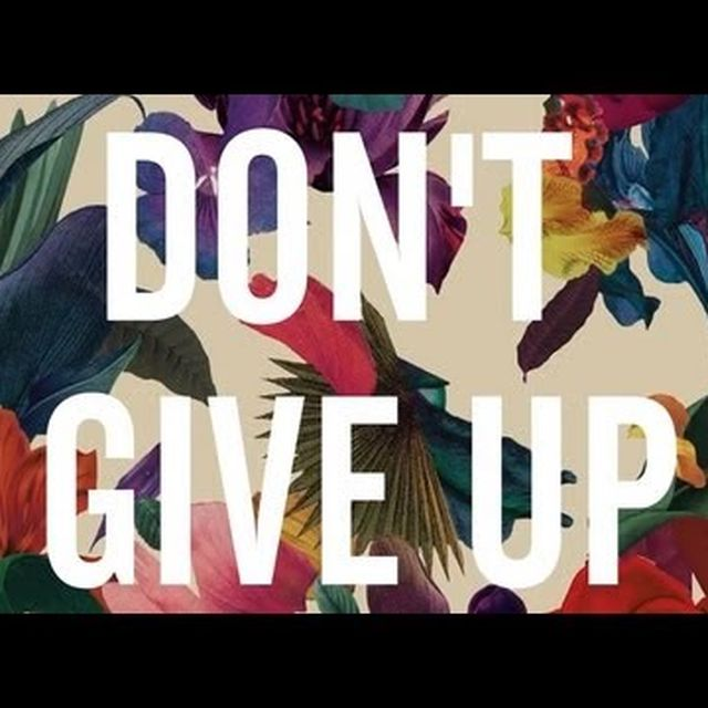 video: don't GIVE UP by paulapzlz
