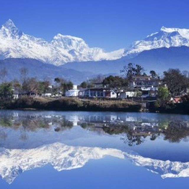 image: Pokhara Nepal by monsieur-traveler