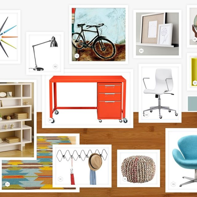 image: BE DAZZLED OFFICE from LookNook.co by annemarie