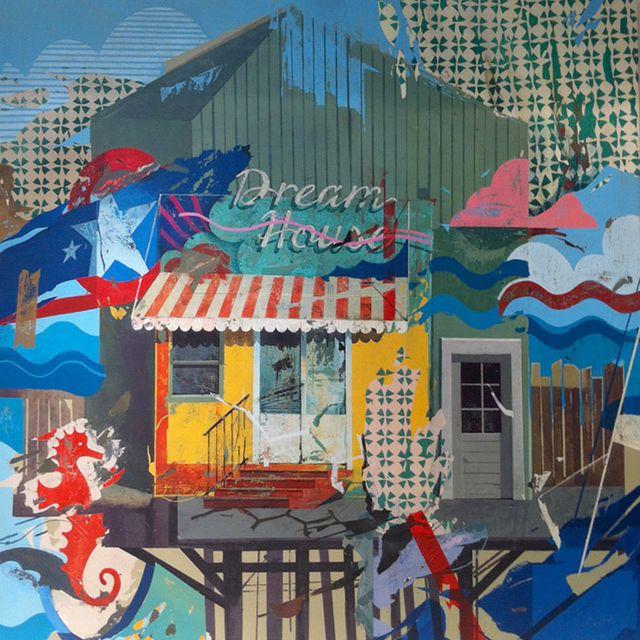 image: Dream House. Yani Alonso. Twin Gallery by twin