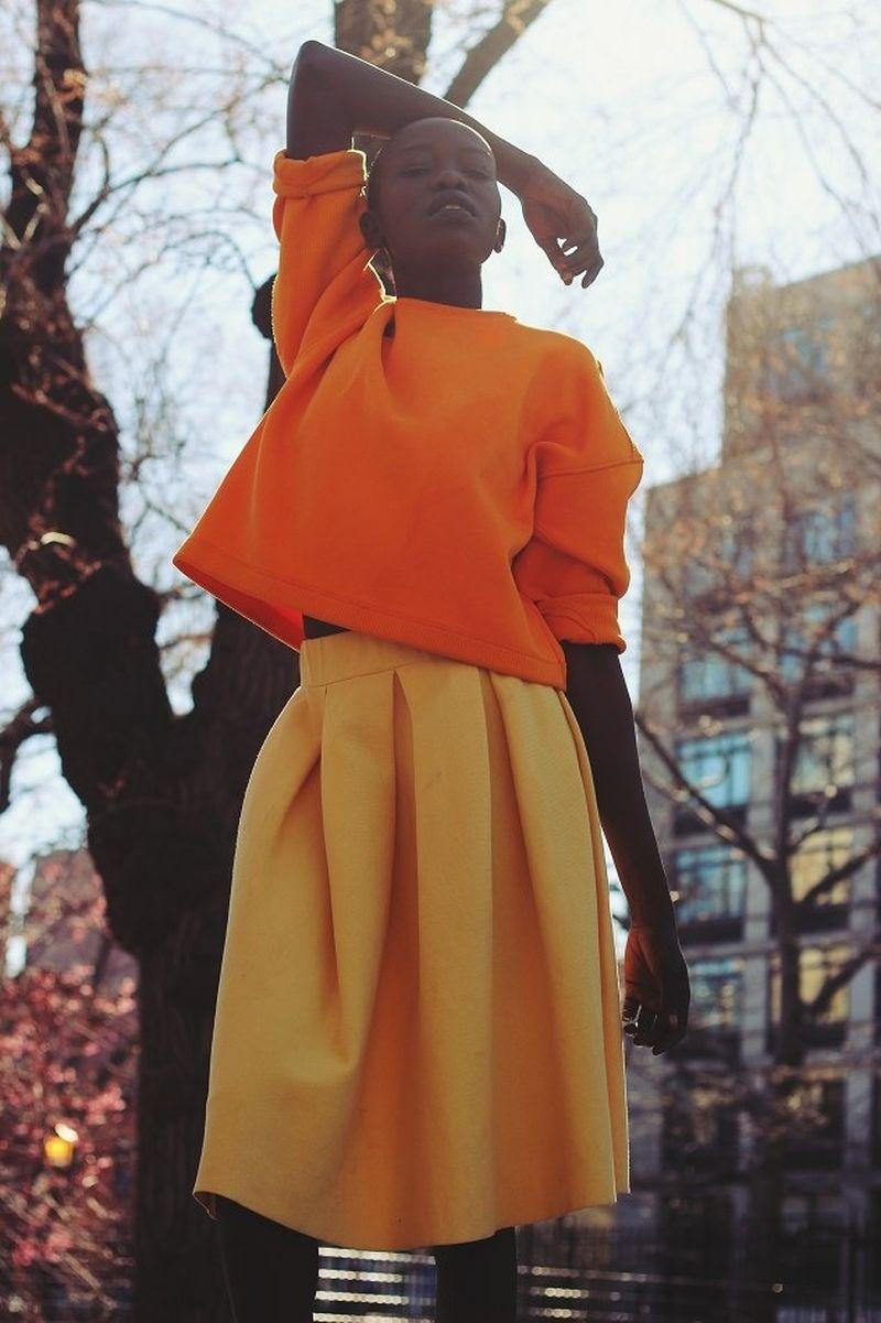 image: ORANGE LOVE by blancus