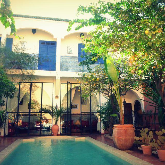 image: Riad Marrakesh by ainielle