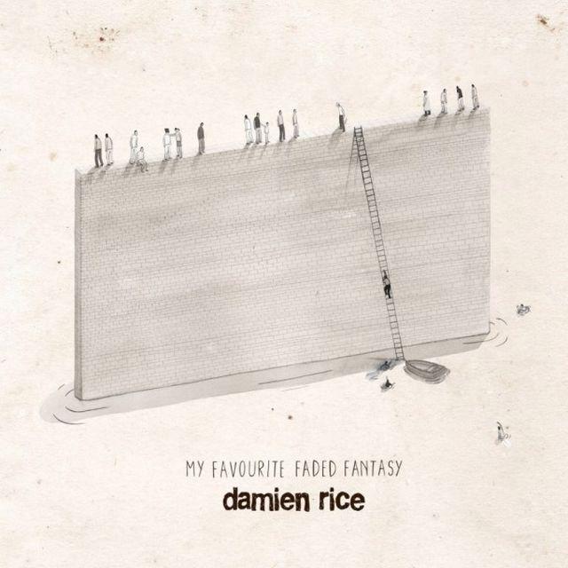 image: Damien Rice - My Favourite Faded Fantasy. Obra maestra by bsidemagazine
