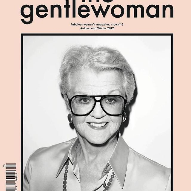 image: The Gentlewoman by nuriaperea