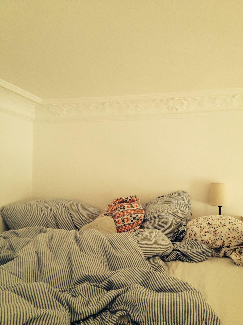 image: #3 Anne Grünberg   My Unmade Bed by alvarodols