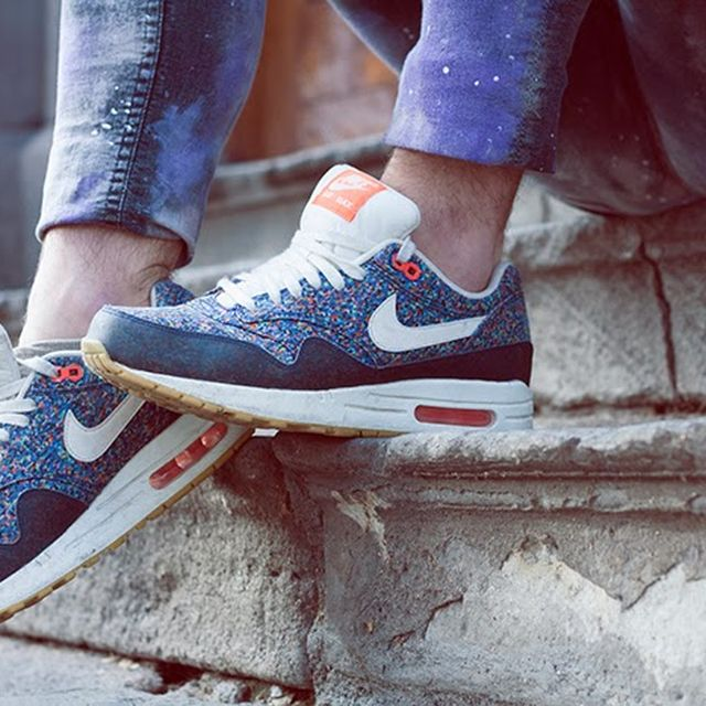 image: NIKE AIR MAX x LIBERTY by juicyguile