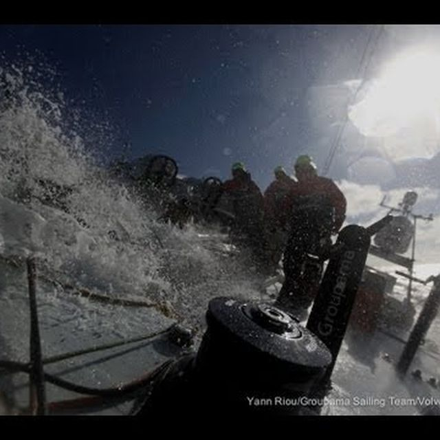video: The Toughest Sailing Race- Volvo Ocean Race 2014-15 by gonzalobandeira