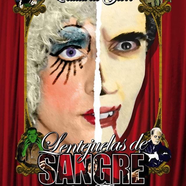 """image: My posters / """"Lentejuelas de Sangre"""" Eduardo Gion by octavioterol"""