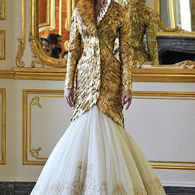 image: Alexander McQueen's Final Collection by leolo